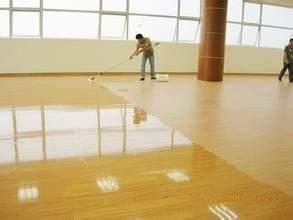 好竹地板需养护 竹地板清洗保护