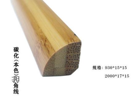 广东碳化(本色)阳角线(四分之一圆)